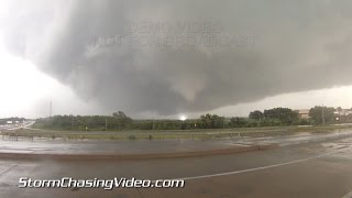 7/1/2015 Lees Summit, MO Tornado B-Roll