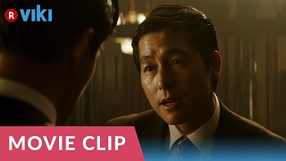 The King | Jung Woo Sung Slaps Jo In Sung And Teaches Life Lessons [Eng Sub]
