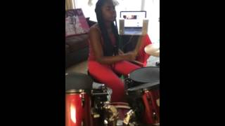 Drum cover(Early in the morning) Gap band