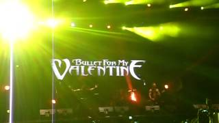 Bullet For My Valentine - Raising Hell live @Hammersonic 2014