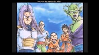 Goku Sacrifice