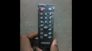 How to make TV,AC,DVD,home theater Remote cover (tamil) (தமிழ்)