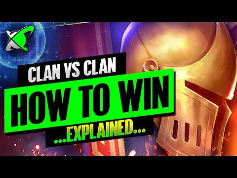 HOW TO WIN CLAN VS CLAN | Spam THIS To Win !? | RAID: Shadow Legends