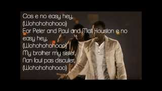 Matt Houston (Ft. P.Square) - POSITIF (Paroles) [HD]