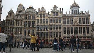 Brusel, Maastricht - Víkend (červen 2016)
