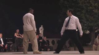 Michael Jai White vs Matt Mullins in Blood and Bone