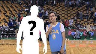 MEETING MY FAVORITE NBA PLAYER