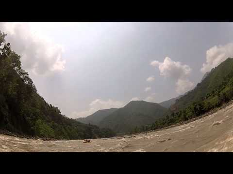 Rafting in Nepal on the Trisuli | June 2012 | Part 3
