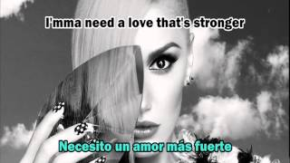 Gwen Stefani - Baby Don't Lie Lyrics en Ingles y Español