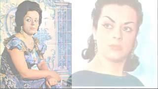 Fado - Fernanda Maria - Leio em Teus Olhos