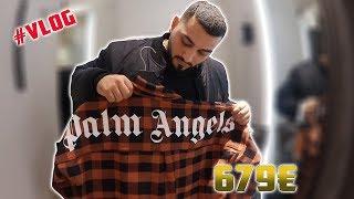 SHOPPING VLOG | Palm Angels Hemd für 679€ gekauft ?!