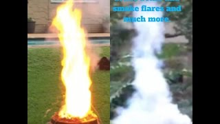 3 Experiments with chlorine and brake fluid