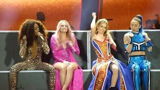 Spice Girls - Something Kinda Funny (Live) Spiceworld Tour Ricoh Arena Coventry 04/06/19
