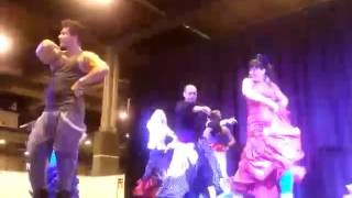 Zumba ®  ZinAcademy Spain 2015 - Flamenco con Beto