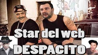 LUIS FONSI - DESPACITO FT STAR DEL WEB (PARODY HIGHLANDER DJ)