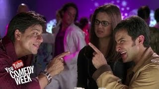 How They First Met - Kal Ho Naa Ho - Comedy Week