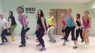 Zumba® Fitness Ricky Martin ft. Yotuel - La Mordidita Choreo by ZIN Lena Prudnikova