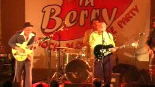 12  Roy Thompson and the Mellow Kings feat LIttle ( Rock in berry )