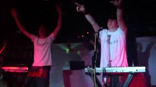 Modulate live at Slimelight(Halloween) 27.10.2012