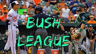 MLB Bush League Moments