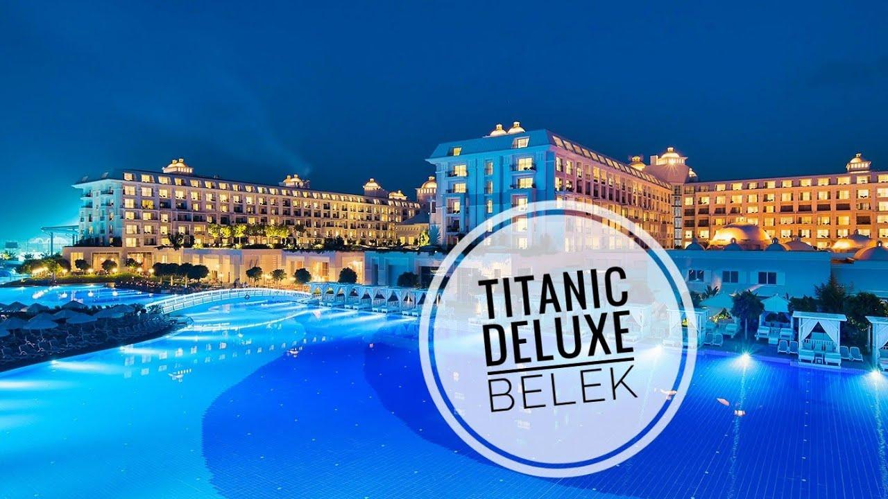 Hotel Titanic Deluxe Golf Turcia (4 / 22)