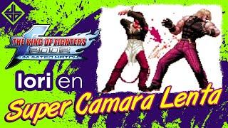 Poder de Iori en SUPER CAMARA LENTA