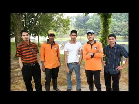 Dipak and Dhruba in KLCC