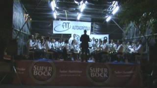 """Banda do Samouco """"La Virgen de Macarena"""" - Festas Império S. Carlos 2008"""