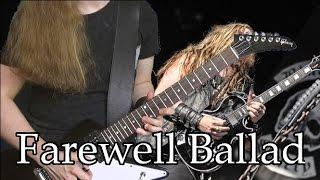 Zakk Wylde - Farewell Ballad  Cover 
