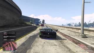 GTA 5 Online - GOOD BYE MOTHERFUCKER!