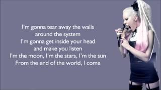 Kerli - End of the World (Lyrics)