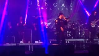 Dengaz - Nada Errado live Arganil Rock 2016