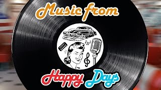 Music From Happy Days