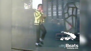 """Michael Jackson - """"Thriller"""" [live in Oslo] - snippet"""