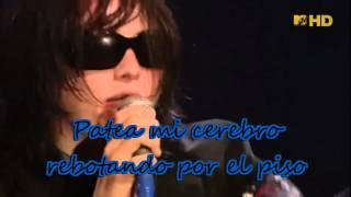 The Used and My Chemical Romance - Under Pressure Sub. español