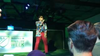 """Pt 2 NxWorries (Anderson .Paak & Knxwledge) Live in Los Angeles - """"Lyk Dis"""" (pt 1)"""