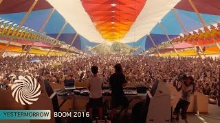 Yestermorrow @ Boom Festival 2016 (Trailer)