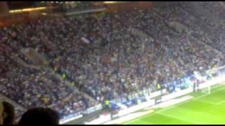 FC Porto vs Braga - Cantaremos por ti e cântico Falcao
