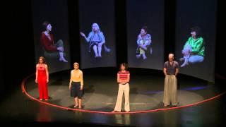 FRUEHLINGSOPFER aufgeführt von She She Pop und ihren Müttern
