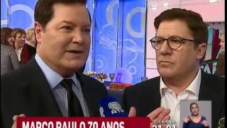 Marco Paulo celebra 70 anos