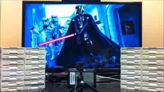 Star Wars Imperial March Played on 32 Floppy Drives