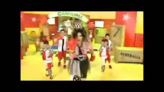 Aline Barros e Cia 3 - Dança do Canguru