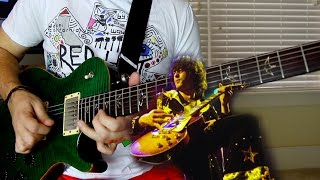 Led Zeppelin – Whole Lotta Love (Guitar Solo Cover)