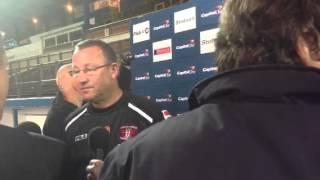 Greg Abbott - Live TV interview - 7 August 2013