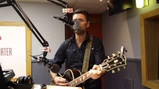 Marc Dupré chante Là dans ma tête à Rythme FM 105,7