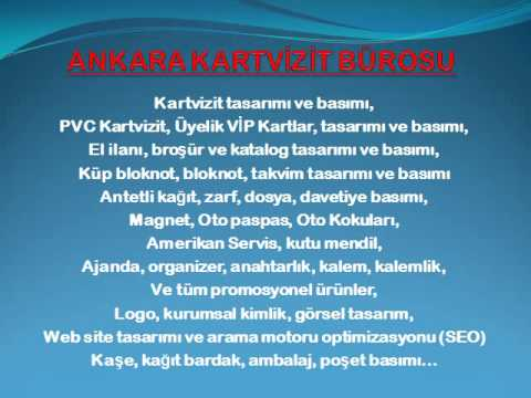 * 0533.235.02.25 * Ankara, Kartvizit, Basımı, Ankara Kart Basım Merkezi