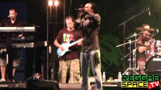 Dub Incorporation - Rudeboy + Unite - Rototom Sunsplash 2011