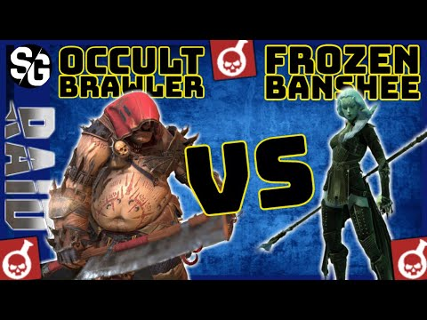 RAID SHADOW LEGENDS | Frozen Banshee VS Occult Brawler | Who is the best?