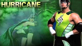 WWE The Hurricane theme song (w/Narrator Intro )+CD Quality