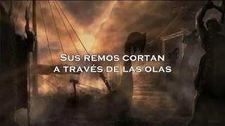 Amon Amarth - At dawn first light (Sub. Español)